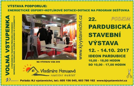 22. PSV Pardubická stavební výstava