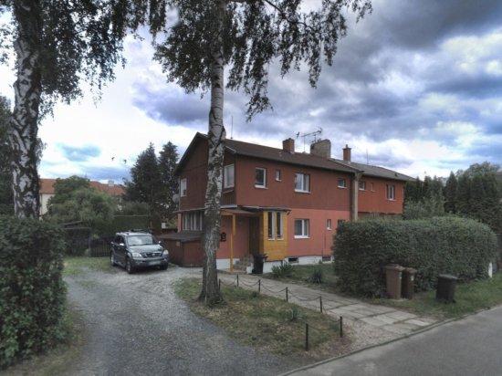 Finský domek po rekonstrukci, byt 3+kk