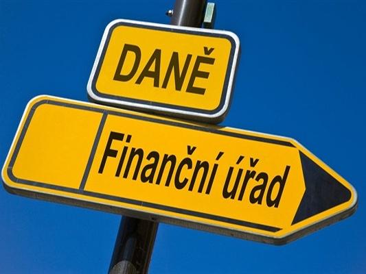 Finanční úřad začal rozesílat složenky k dani z nemovitostí!